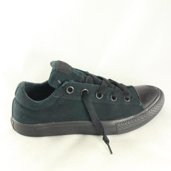 Converse Other - Converse All Star Street Ox Black Mono Sneakers fda0e61b1